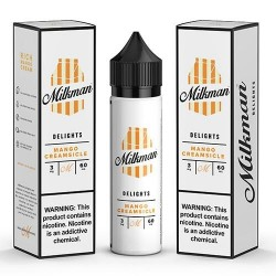 Milkman Mango Creamsicle 50ML