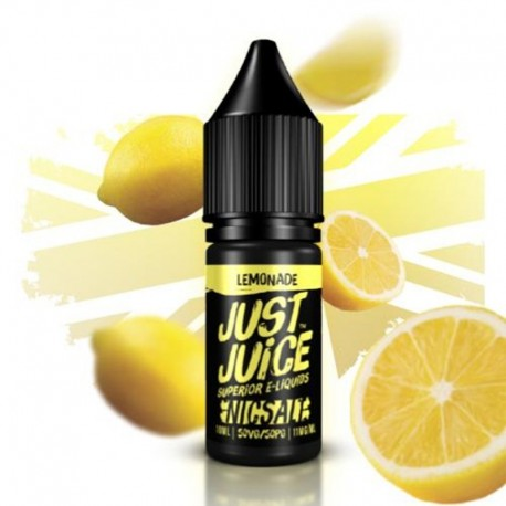 LEMONADE NIC SALT JUST JUICE 10ML 20MG