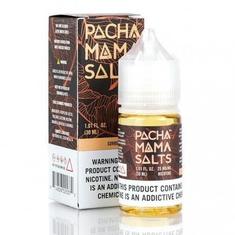 APPLE TOBACCO BY PACHAMAMA SALT 10ML 20MG