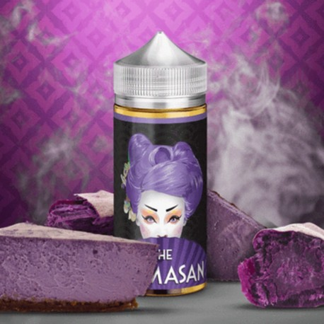 The Mamasan – Graham Slam 100ml