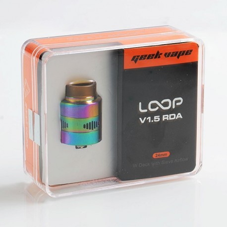 Loop BF RDA 24mm - GeekVape