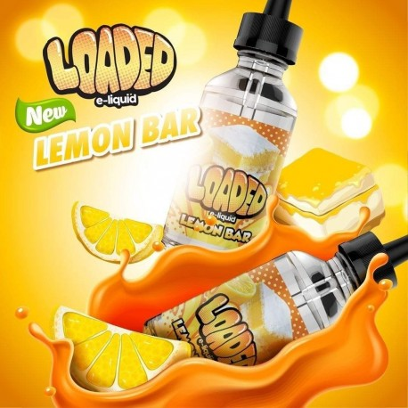 APPLE FRITTER LOADED E-JUICE 100ML 0MG