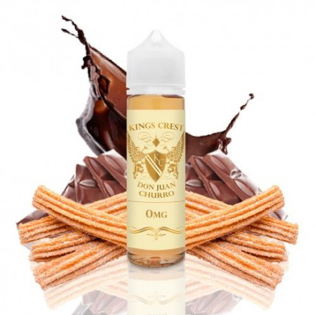 Kings Crest Don Juan Churros 50ml