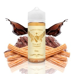 Kings Crest Don Juan Churros 100ml