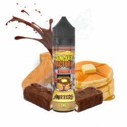 SNIKKERS PANCAKE FACTORY TPD 50ML 0MG