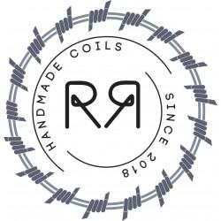 RR COILS MTL Fused Sales 1.4 ohm Full Ni80