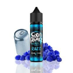 Soda Freakz Razz 50ml 0mg TPD