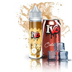 IVG Cola Ice 50ML (BOOSTER)