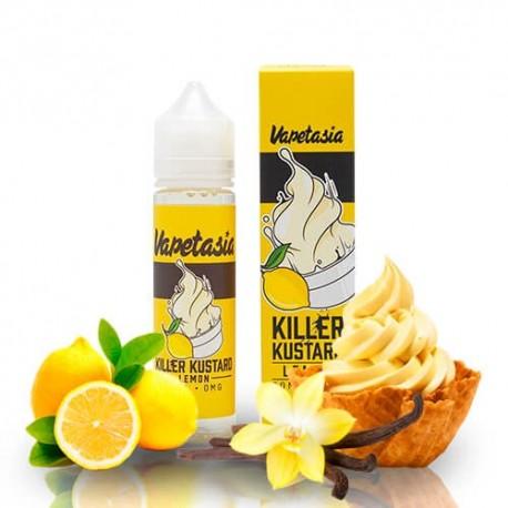 Killer Kustard Lemon 50ML