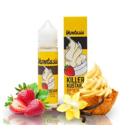 Killer Kustard Strawberry 50ML