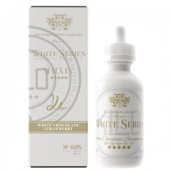 White Chocolate Strawberry 50ml - Kilo E-Liquid