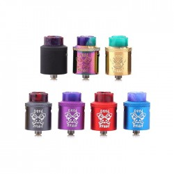 Dead Rabbit RDA /BF – 24mm Silver