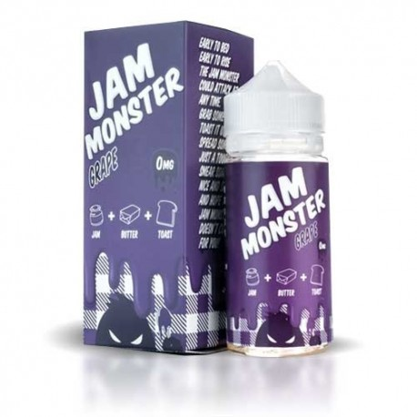 Jam Monster Grape 100ml
