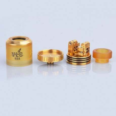 Oumier - VLS BF RDA 25mm Gold
