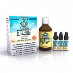 Easy2Mix 200ml 20PG / 80VG - 0mg - Supervape