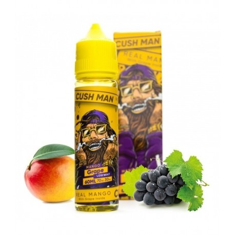 Mango Grape 50ml - Nasty Juice Cush Man
