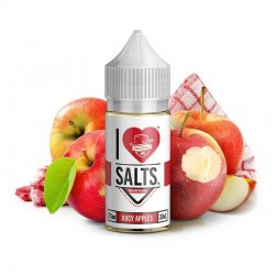 Juicy Apples SALTS 20mg-10ml - MAD HATTER