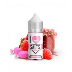 Strawberry Candy SALTS 10ml – 20mg - MAD HATTER