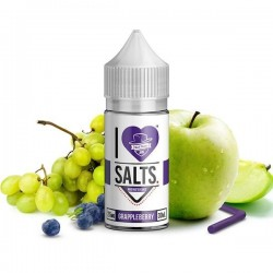 Grappleberry SALTS 10ml – 20mg - MAD HATTER