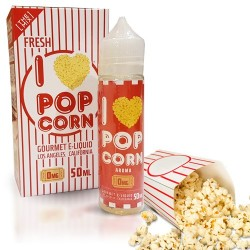 I love Popcorn - Mad Hatter - 50ml
