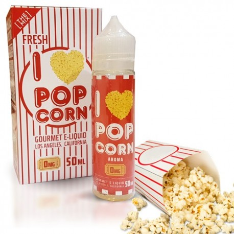 I love Popcorn - Mad Hatter - 50ml