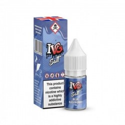 IVG SALTS - BLUE RASPBERRY - 10ml 20mg