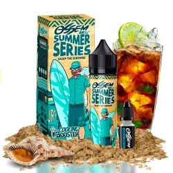Ossem Juice - Summer Series - Malibu Citrus Cola 50ml + Cooling Booster 5ml