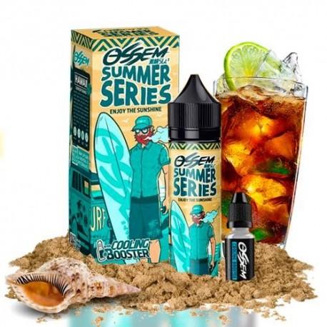 Ossem Juice - Summer Series - Malibu Citrus Cola 50ml + Cooling Booster 5ml