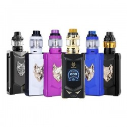 Kit MFeng 200W TC - Snowwolf