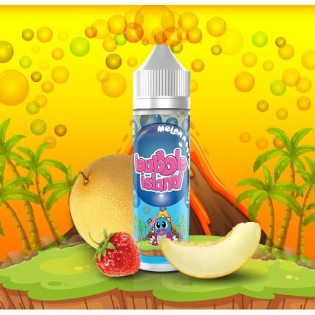 Bubble Island Melon N Straw